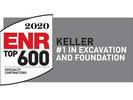 2020 ENR Top 600 logo