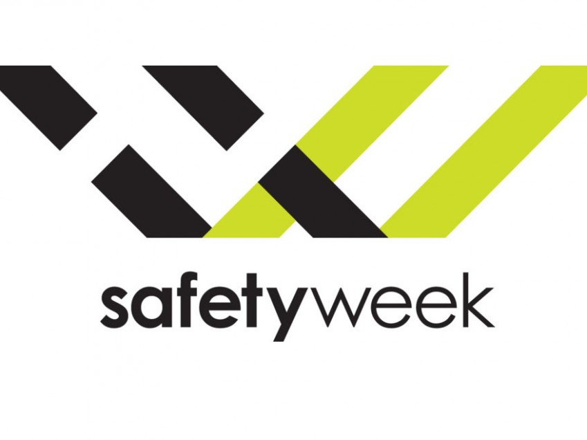 Safety Week 2018 logo