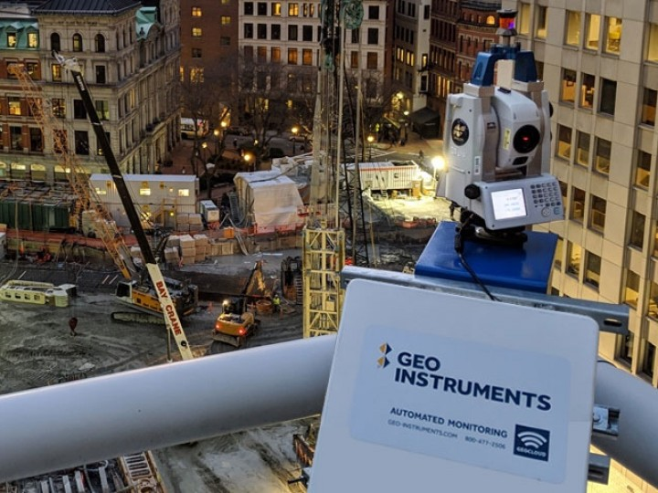 Geo-instruments acquisition by Keller