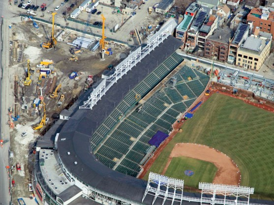 Wrigley Field Plaza