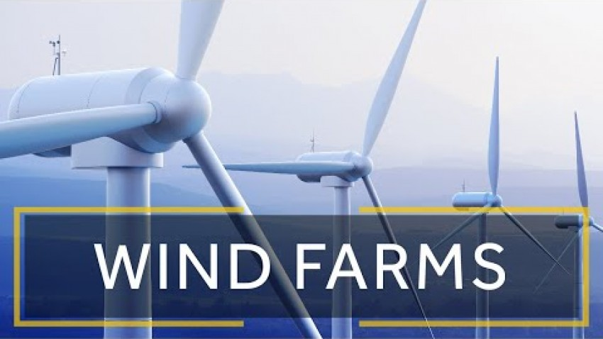 Keller wind farms video thumbnail